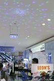 Счетчик в здании Тайбэя 101 Стоковые Фото