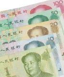 Счеты юаней Стоковые Фотографии RF