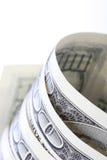 счет доллара 100 Стоковые Фотографии RF