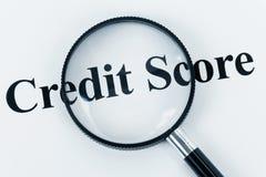 счет кредита стоковые изображения rf