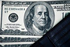 Счет доллара США Стоковые Изображения RF