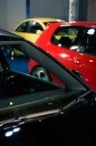 счищатель лобового стекла автомобиля Стоковое Фото