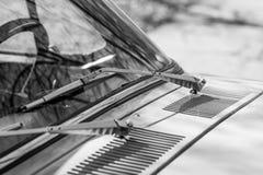 Счищатели автомобиля редкости стоковое фото