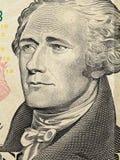 США 10 долларов кредитки Стоковое Фото
