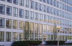 США Dept образования - DC Вашингтона - DC ВАШИНГТОНА - КОЛУМБИЯ - 7-ое апреля 2017 стоковое фото rf