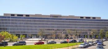 США Dept образования - DC Вашингтона - DC ВАШИНГТОНА - КОЛУМБИЯ - 7-ое апреля 2017 стоковая фотография