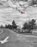 Flag этот путь стоковое фото