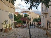 Съемка в Bastìa, Франции Стоковое Фото