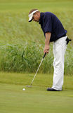 съемка гольфа Стоковая Фотография RF