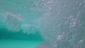 Съемка джакузи подводная видеоматериал