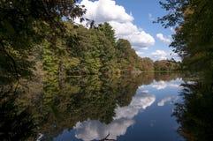 Съемка зеркала Стоковые Изображения RF