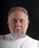съемка кружки человека старая Стоковые Изображения