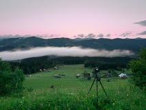 съемка ландшафта Стоковая Фотография