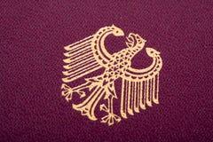 Немецкое пальто рукояток Стоковые Изображения