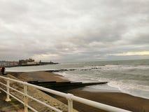 Съемка пляжа стоковое изображение rf