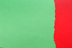 съемка предпосылки близкая бумажная вверх зеленый красный цвет Стоковая Фотография