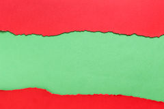 съемка предпосылки близкая бумажная вверх зеленый красный цвет Стоковые Фото