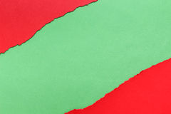 съемка предпосылки близкая бумажная вверх зеленый красный цвет Стоковое Изображение