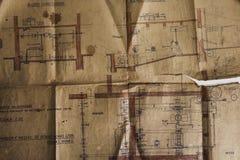 съемка предпосылки близкая бумажная вверх Стоковое Изображение