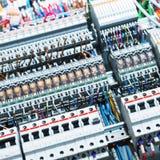 Съемка электрических поставек Стоковое Изображение RF
