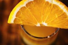 Съемки питья с плодоовощами Стоковые Изображения RF