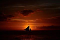 Съемки Солнця Стоковое фото RF