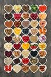 съешьте еду здоровую Стоковая Фотография