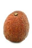 Съешьте зрелый авокадо стоковое изображение rf