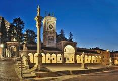 сыворотки udine аркады di libert Стоковое Фото