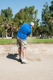 Сыграйте в гольф турнир на Косте del Sol, Малаге, Испании стоковые фото