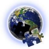сыгранность земли Стоковое Изображение RF
