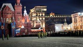 сыгровка парада Стоковая Фотография