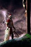 сынок бога Стоковое Изображение