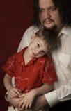 сынок отца стоковые фотографии rf