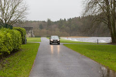 Сыпня Dacia стоковое фото rf