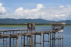 Сырая вода местная в тайском Стоковые Изображения RF