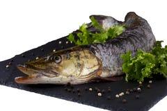 Сырая рыба Стоковое фото RF
