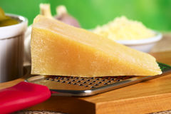 сыра итальянка крепко Стоковая Фотография