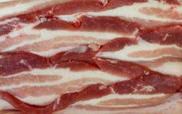 Сырое мясо барбекю Стоковое Изображение