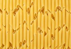 Сырое penne макаронных изделий Стоковое фото RF