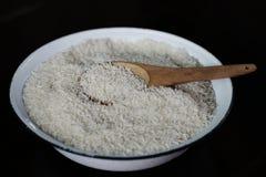 Сырой липкий рис Стоковые Изображения RF