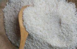Сырой липкий рис Стоковые Изображения