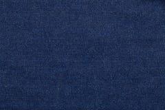 Сырцовая картина ткани джинсов джинсовой ткани Стоковая Фотография