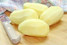 Сырцовая картошка Стоковые Фотографии RF
