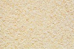 Сырцовая неподготовленная предпосылка текстуры манной крупы Стоковое фото RF