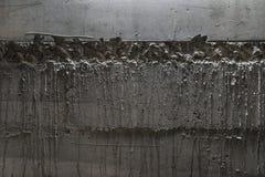Сырцовая предпосылка бетонной стены Стоковое Фото
