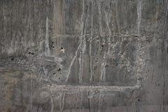 Сырцовая предпосылка бетонной стены Стоковые Изображения RF