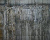 Сырцовая предпосылка бетонной стены Стоковая Фотография