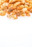 Сырцовая сухая креветка Стоковое Изображение