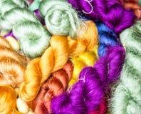 сырцовая silk резьба стоковая фотография rf